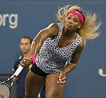 Serena Williams (USA) defeats Flavia Pannetta (ITA) 6-3, 6-2