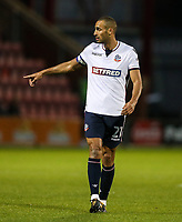 Bolton Wanderers' Darren Pratley <br /> <br /> Photographer Andrew Kearns/CameraSport<br /> <br /> The Carabao Cup - Crewe Alexandra v Bolton Wanderers - Wednesday 9th August 2017 - Alexandra Stadium - Crewe<br />  <br /> World Copyright &copy; 2017 CameraSport. All rights reserved. 43 Linden Ave. Countesthorpe. Leicester. England. LE8 5PG - Tel: +44 (0) 116 277 4147 - admin@camerasport.com - www.camerasport.com