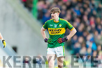 Donal O'Sullivan Kerry in action against Clare in the Munster Minor Quarter Final at Austin Stack Park Tralee on Wednesday night.