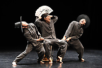perform 'Once Upon a Time' as part of A Festival of Korean Dance 2019 at The Place, London<br /> <br /> ©Ash Knotek  D3503  31/05/2019