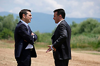 2018 06 17 Greece and FYROM sign agreement, Greece