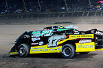 Sep 12, 2010; 12:26:08 AM; Rossburg, OH., USA; The 40th annual running of the World 100 Dirt Late Models racing for the Globe trophy at the Eldora Speedway.  Mandatory Credit: (thesportswire.net)