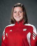 2010-11 UW Swimming and Diving Team - Patricia Nelson. (Photo by David Stluka)