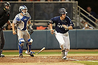 SAN ANTONIO, TX - FEBRUARY 15, 2019: The University of Texas at San Antonio Roadrunners fall to the McNeese State University Cowboys 16-5 at Roadrunner Field. (Photo by Jeff Huehn)