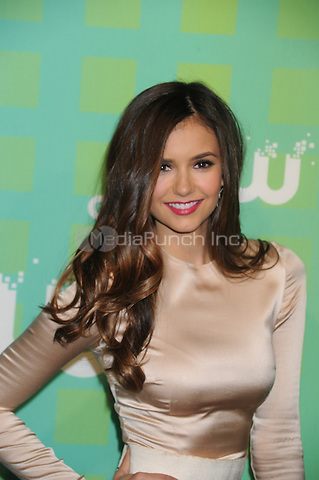 Nina Dobrev at The CW Network's 2012 Upfront at New York City Center on May 17, 2012 in New York City. . Credit: Dennis Van Tine/MediaPunch