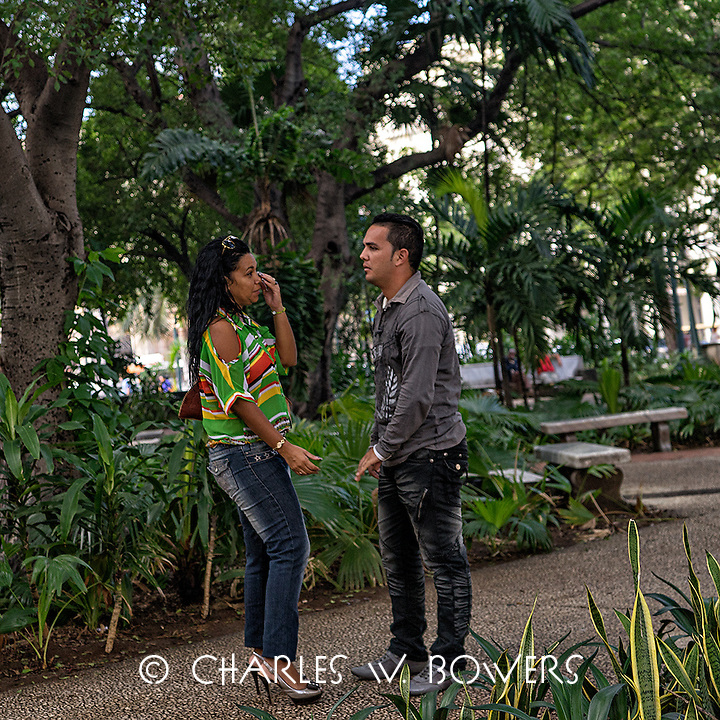 Faces Of Cuba - Early Morning Rendezvous<br />