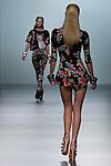 03.09.2012. Models walk the runway in the Maria Escote fashion show during the Mercedes-Benz Fashion Week Madrid Spring/Summer 2013 at Ifema. (Alterphotos/Marta Gonzalez)