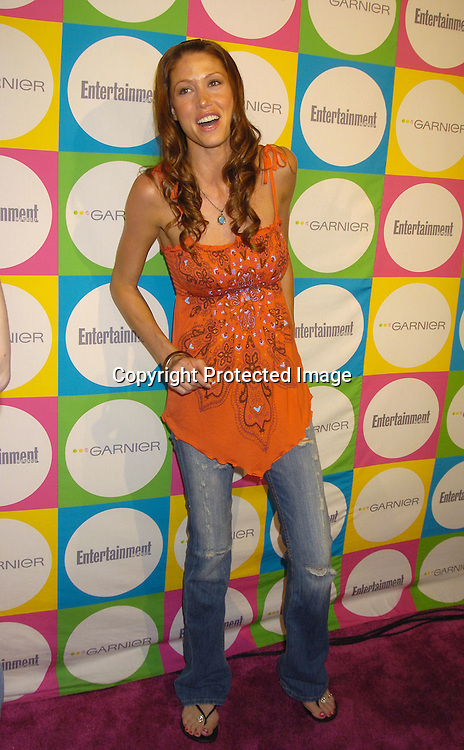 Shannon Elizabeth ..at The Entertainment Weekly Must List Party on June 16, 2005 at Deep. ..Photo by Robin Platzer, Twin Images