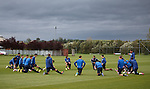 250912 Rangers training
