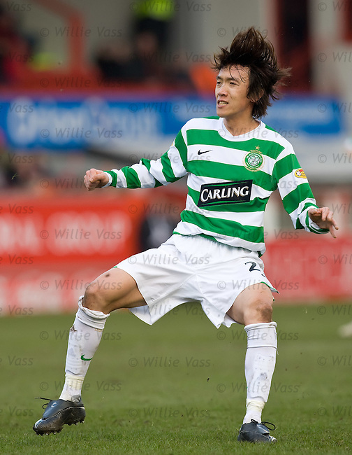 Shunsuke Nakamura, Celtic