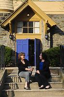 Philadelphia Interfaith Hospitality Network Friday April 17, 2015 in Philadelphia, Pennsylvania.  (Photo by William Thomas Cain/Cain Images)