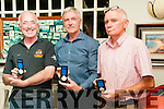 Ballybunion Sea & Cliff Rescue Awards: Attendin the Ballybunion Sea & Cliff Rescue awards night held in the Cliff House Hotel on Friday night were founder members Mike Flahive, Frank O'Connor & T J McCarron.