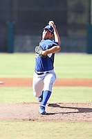 Zach Lee - Los Angeles Dodgers - 2010 Instructional League.Photo by:  Bill Mitchell/Four Seam Images..