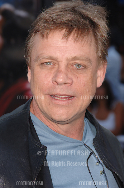 "Actor MARK HAMILL at the world premiere of ""Superman Returns"" in Los Angeles..June 21, 2006  Los Angeles, CA.© 2006 Paul Smith / Featureflash"