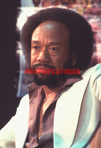 Earth Wind & Fire  Maurice White 1981..