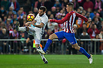 Real Madrid's Atletico de Madrid's Fernando Torres during the match of La Liga between Atletico de Madrid and Real Madrid at Vicente Calderon Stadium  in Madrid , Spain. November 19, 2016. (ALTERPHOTOS/Rodrigo Jimenez)