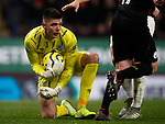 Nick Pope of Burnley during the Premier League match at Turf Moor, Burnley. Picture date: 3rd December 2019. Picture credit should read: Simon Bellis/Sportimage