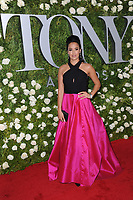 www.acepixs.com<br /> June 11, 2017  New York City<br /> <br /> Courtney Reed attending the 71st Annual Tony Awards arrivals on June 11, 2017 in New York City.<br /> <br /> Credit: Kristin Callahan/ACE Pictures<br /> <br /> <br /> Tel: 646 769 0430<br /> Email: info@acepixs.com