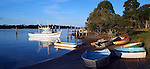 Boats at Hibbard,Port Macquarie.NSW