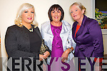 Enjoying the Fashion show in aid of MS Ireland in Ballyroe Hotel on Saturday Pictured Linda Pigott, Noreen Pigott, June McCawley.