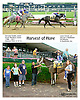 Harvest of Hope winning at Delaware Park racetrack on 6/19/14