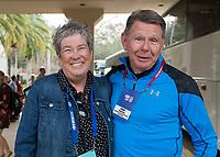 Orlando, FL - Friday February 09, 2018: Disney, Participants during U.S. Soccer's Annual General Meeting (AGM) at the Renaissance Orlando at SeaWorld.