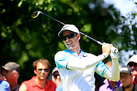 Dylan Frittelli (RSA)  during the final round of the Lyoness Open powered by Organic+ played at Diamond Country Club, Atzenbrugg, Austria. 8-11 June 2017.<br /> 11/06/2017.<br /> Picture: Golffile | Phil Inglis<br /> <br /> <br /> All photo usage must carry mandatory copyright credit (&copy; Golffile | Phil Inglis)