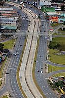 Belo Horizonte_MG, Brasil...Avenida Antonio Carlos apos duplicacao, projeto Linha Verde...The Antonio Carlos avenue after the duplication, The Linha Verde project...Foto: BRUNO MAGALHAES / NITRO
