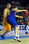 Paul Davis vs Ante Tomic.
