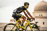 Fabien Grellier (FRA) Direct Energie before the start of Stage 5 of the 10th Tour of Oman 2019, running 152km from Samayil to Jabal Al Akhdhar (Green Mountain), Oman. 20th February 2019.<br /> Picture: ASO/K&aring;re Dehlie Thorstad | Cyclefile<br /> All photos usage must carry mandatory copyright credit (&copy; Cyclefile | ASO/K&aring;re Dehlie Thorstad)