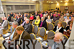 The Business briefing on the Stability Treaty in the Dromhall Hotel, Killarney, on Friday