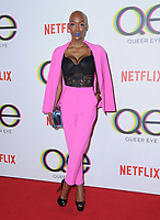 07 February 2018 - West Hollywood, California - Obigeliaku. &quot;Netflix's &quot;Queer Eye&quot; Season 1 Premiere held at the Pacific Design Center. <br /> CAP/ADM/BT<br /> &copy;BT/ADM/Capital Pictures