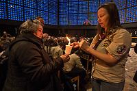 2017/12/17 Berlin | Religion | Friedenslicht aus Bethlehem
