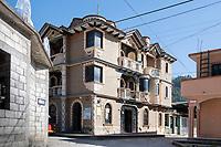 Navenchauc, Chiapas, Arquitectura Libre / Free Architecture, Mexico
