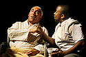 I. D with Antony Sher,Lucian Msamati  opens at the Almeida Theatre on 4//8/03 CREDIT Geraint Lewis