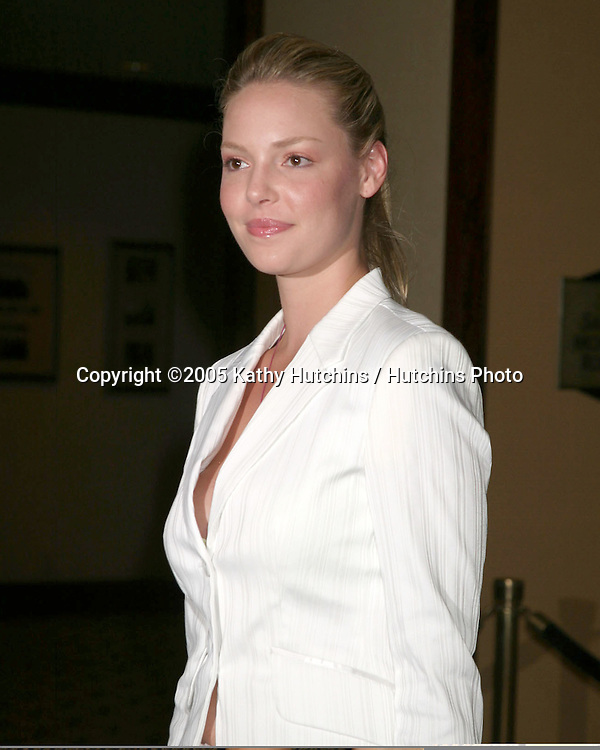 Katherine Heigl.Project ALS Benefit.Century City,  CA.May 6, 2005.©2005 Kathy Hutchins / Hutchins Photo