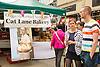 Market stall, Sheffield