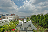 Roof Deck at 340 East 23rd Street