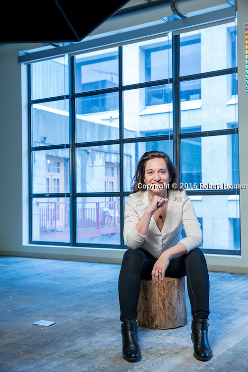 Portrait of Alaina Percival - CEO - Women Who Code