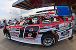 May 22, 2014; 4:47:51 PM; Wheatland, Mo., USA; The  Lucas Oil Late Model Dirt Series running the 22nd Annual Lucas Oil Show-Me 100 Presented by ProtectTheHarvest.com.  Mandatory Credit: (thesportswire.net)