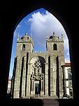 Porto, Portugal, Unesco, World heritage, Sé Catedral Porto