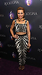 """Alyson Cambridge attends the Broadway Opening Night Performance After Party of  """"Rocktopia"""" at The Hard Rock Cafe on March 27, 2018 in New York City."""