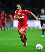 1. Oktober 2011: Berlin, Olympiastadion: Fussball 1. Bundesliga, 8. Spieltag: Hertha BSC - 1. FC Koeln: Koelns Christian Eichner am Ball.