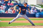 28 February 2017: Houston Astros pitcher C.J. Riefenhauser on the mound during the Spring Training inaugural game against the Washington Nationals at the Ballpark of the Palm Beaches in West Palm Beach, Florida. The Nationals defeated the Astros 4-3 in Grapefruit League play. Mandatory Credit: Ed Wolfstein Photo *** RAW (NEF) Image File Available ***
