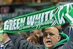 08.03.2019, Weser Stadion, Bremen, GER, 1.FBL, Werder Bremen vs FC Schalke 04, <br /> <br /> DFL REGULATIONS PROHIBIT ANY USE OF PHOTOGRAPHS AS IMAGE SEQUENCES AND/OR QUASI-VIDEO.<br /> <br />  im Bild<br /> <br /> Ostkurve feature banner <br /> Foto &copy; nordphoto / Kokenge