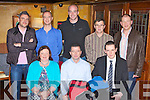 Presenting the prizes at the Legion GAA club golf classic awards night in the Killarney Avenue Hotel on Friday night was front row l-r: Nora Kissane, Niall O'Donoghue O'Donoghue/Ring Hotels, Neil Killarney Avenue. Back row: Brian O'Shea, Ted Healy, Sean Twomey, Pat Kissane and Sean Murphy