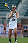 RICHMOND, VA - APRIL 27: Notre Dame's Molly Cobb. The Notre Dame Fighting Irish played the Boston College Eagles on April 27, 2017, at Sports Backers Stadium in Richmond, VA in an ACC Women's Lacrosse Tournament quarterfinal match. Boston College won the game 17-14.