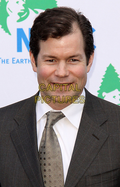 """MIKE RICHTER.Natural Resources Defense Council 11th Annual """"Forces For Nature"""" Benefit held at 583 Park Avenue, New York, NY, USA..March 30th, 2009.headshot portrait brown  .CAP/ADM/PZ.©Paul Zimmerman/AdMedia/Capital Pictures."""