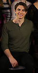 Derek Klena attends the ''Anastasia' Cast Photo Call at the New 42nd Street Studios on February 22, 2017 in New York City.