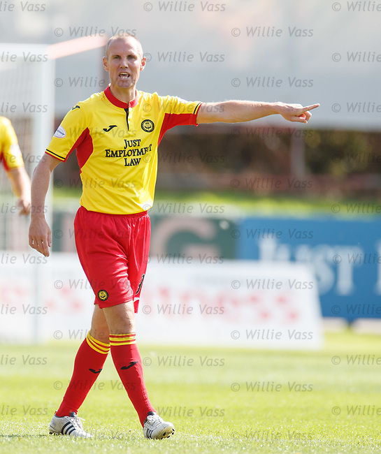 Kenny Miller, Partick Thistle